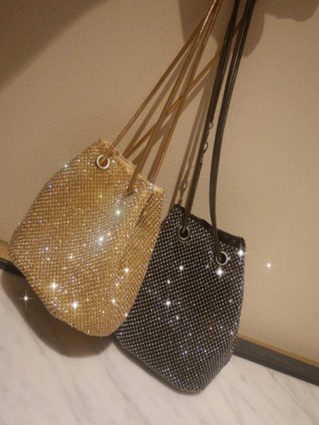 Mode Faux diamants Sacs à main