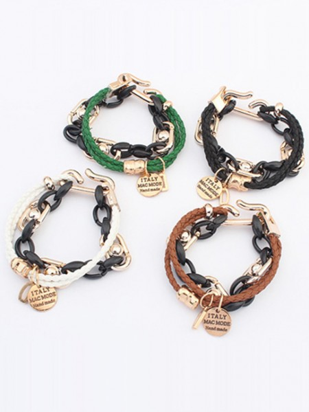 Occident Retro Exotic Personality Grosses soldes Bracelets