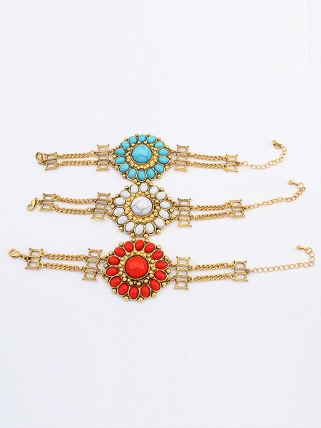 Occident Exotic Bohemia Grosses soldes Bracelets