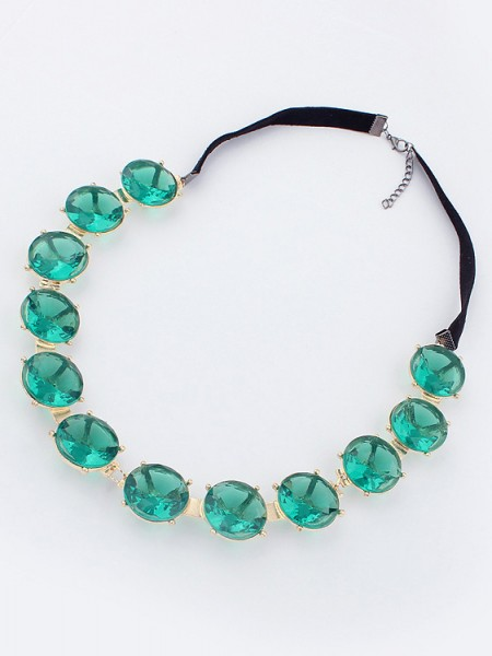 Emerald Grosses soldes Collier