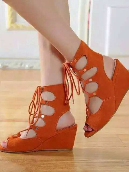 Orange Bottes S5LSDN52513LF